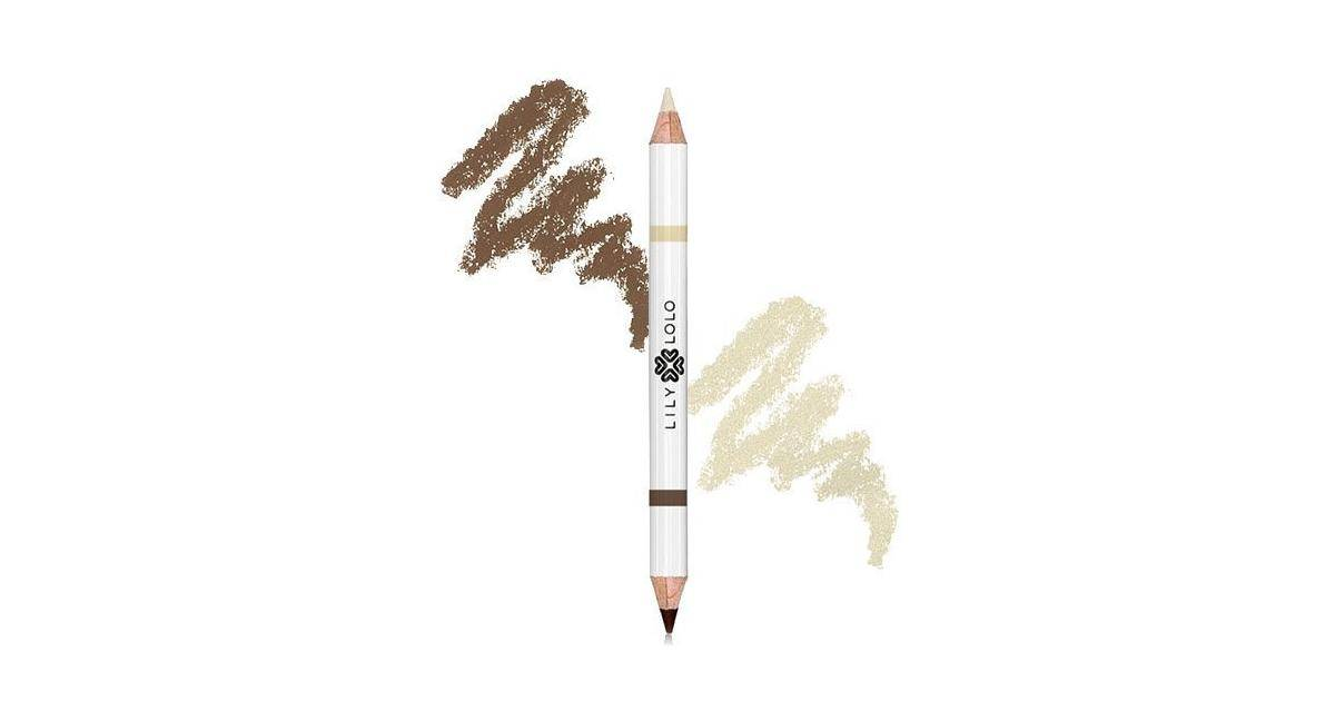 Lily Lolo Eyebrow Duo Pencil Light 1,5g