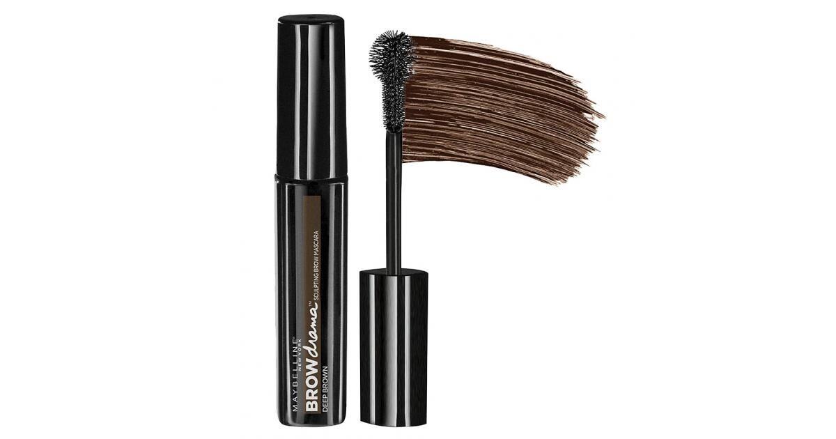 Maybelline Brow Drama Mascara Medium Brown 7.6ml