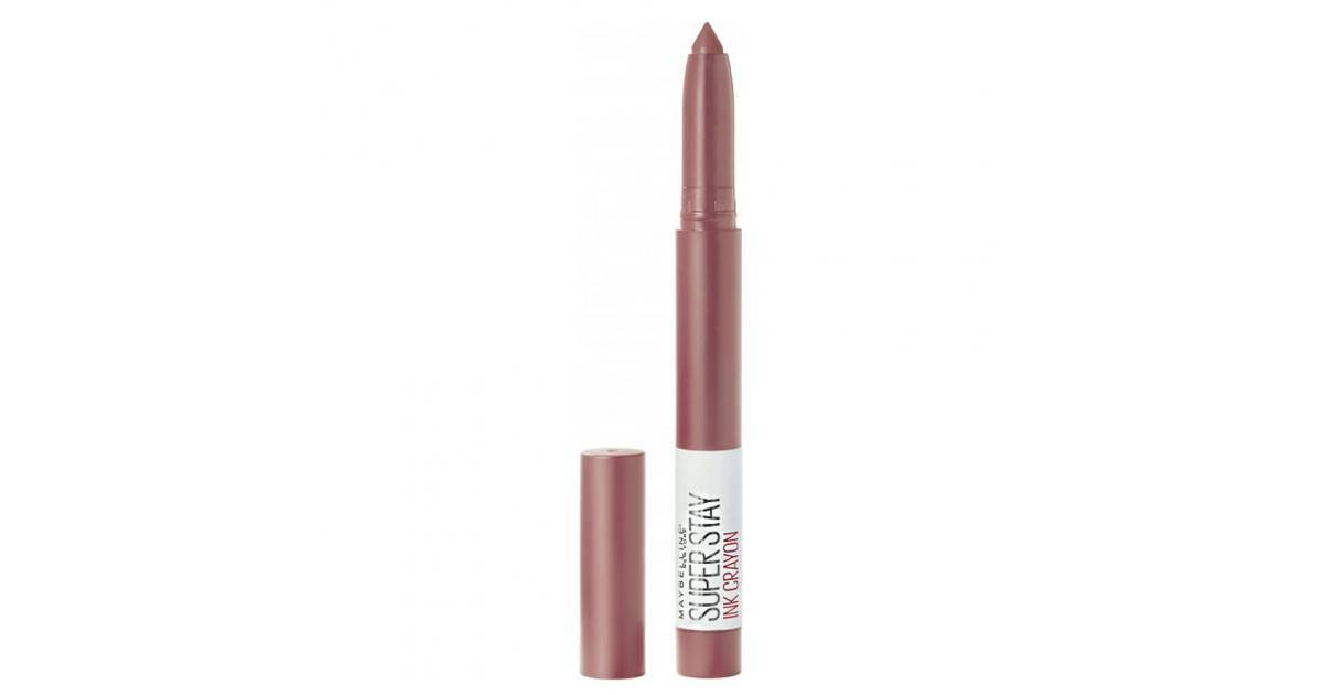 MAYBELLINE Super Stay Ink Lip Crayon No.15 Lead The Way 14g