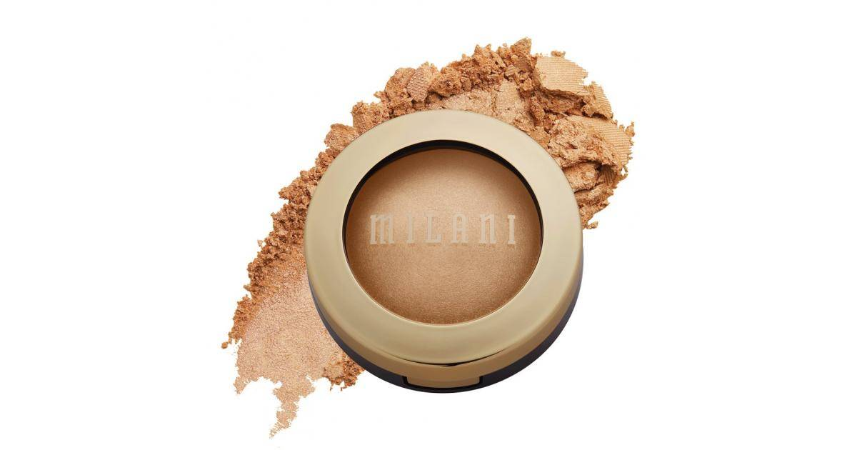 MILANI Baked Highlighter No.120 Champagne Doro 8g