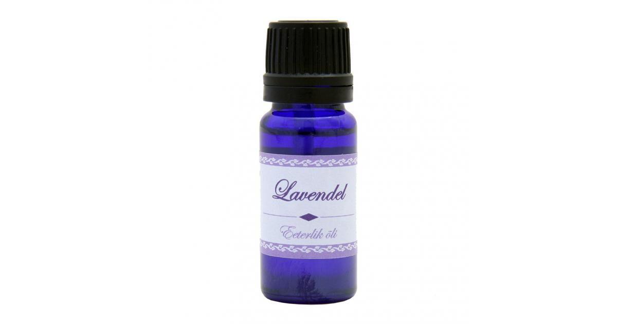 Signe Seebid Lavender Essential Oil 10ml