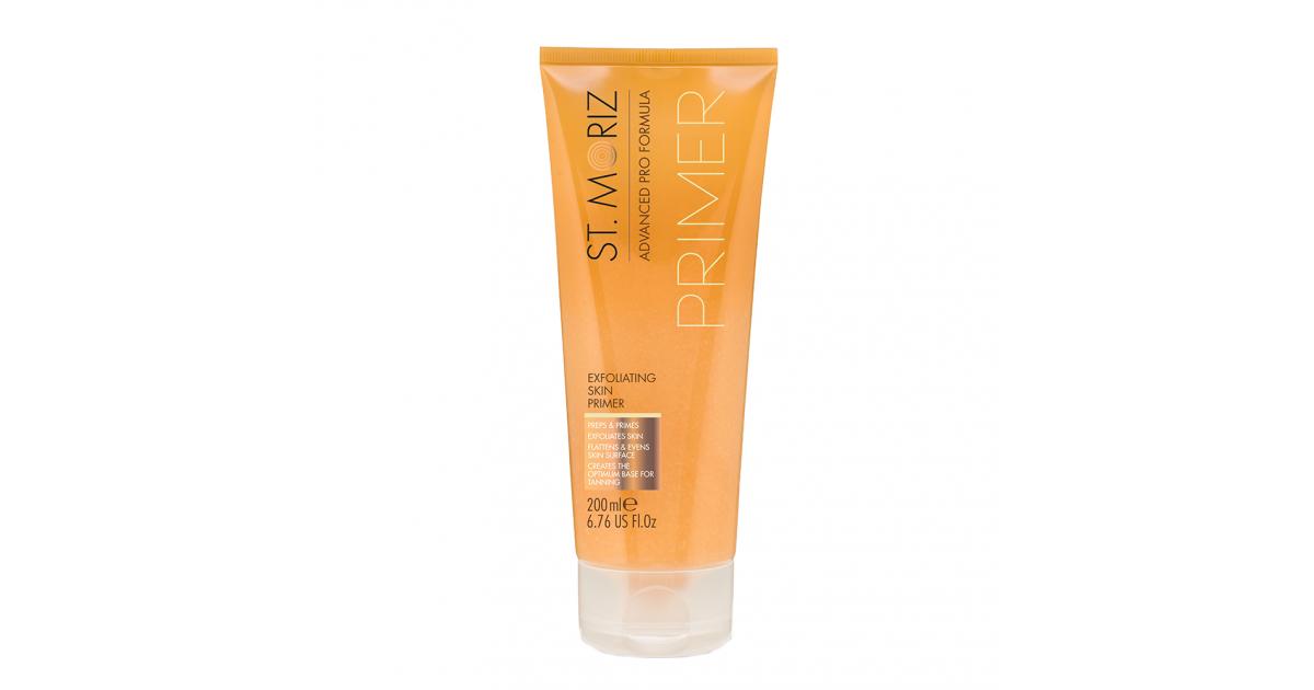 ST. MORIZ Advanced Exfoliating Skin Primer 200ml