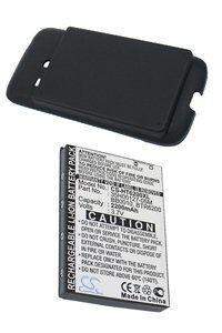 HTC Droid Eris 6200 akku (2200 mAh, Musta)