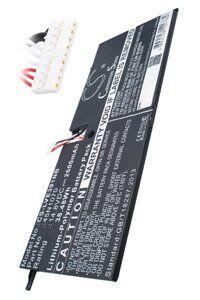 Lenovo ThinkPad X1 Carbon 3444-2HU akku (2600 mAh)