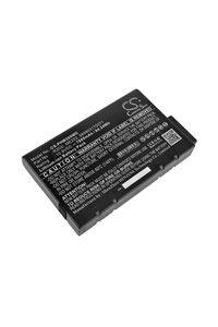 Philips Efficia CM120 863302 akku (7800 mAh, Musta)