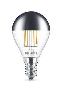 E14 Philips Filament E14 LED-lamput 4W (35W) (Kiilto, Kirkas)