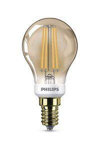 E14 Philips Filament E14 LED-lamput 5W (35W) (Kiilto, Kirkas, Himmennettävä)