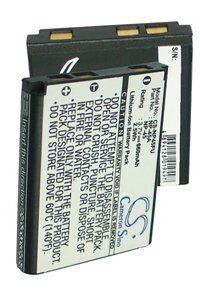 Praktica Luxmedia 14-Z4 Petrol akku (660 mAh)