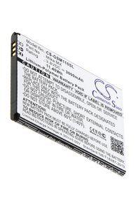 Gsmart Mika MX Dual SIM LTE akku (3000 mAh)
