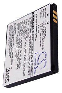 LG KE850 akku (750 mAh)