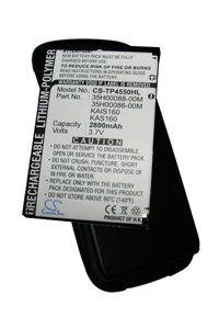 HTC Kaiser akku (2800 mAh, Musta)