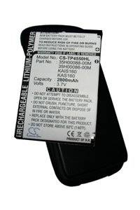HTC Kaiser 100 akku (2800 mAh, Musta)