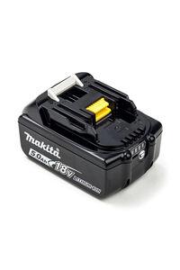 Makita Makita DUB184 akku (5000 mAh, Musta, Alkuperäinen)