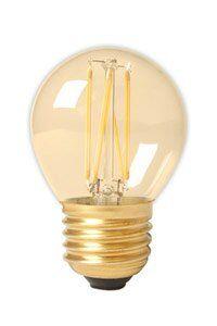 E27 Calex E27 LED-lamput 3,5W (20W) (Kiilto, Kirkas, Himmennettävä)