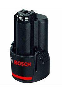 Bosch GOP 12 V-28 akku (3000 mAh, Musta, Alkuperäinen)