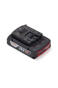 Bosch GSR 18 V-EC FC2 akku (2000 mAh, Musta, Alkuperäinen)