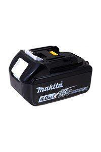 Makita Makita DUB182Z akku (4000 mAh, Musta, Alkuperäinen)