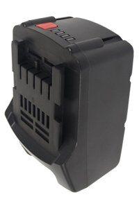 Metabo MBS 18 LTX 2.5 akku (3000 mAh, Musta)