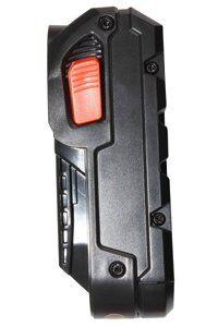 AEG BEX18-125-0 akku (2500 mAh, Musta)