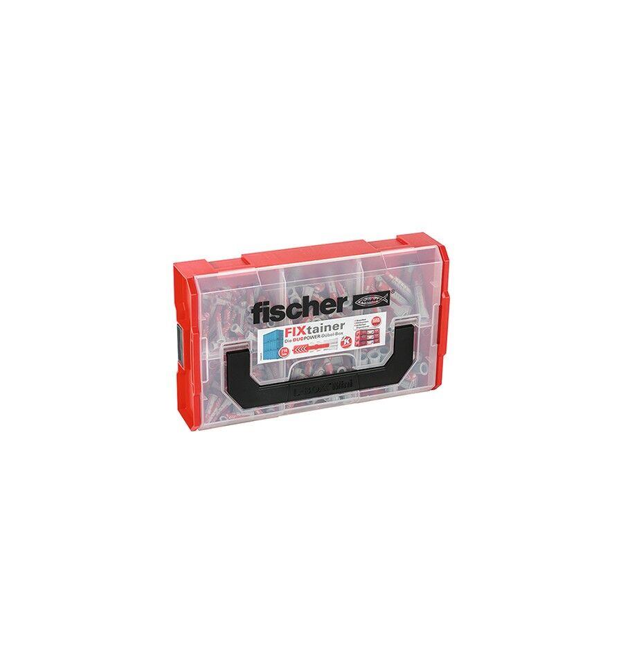 Fischer Fisher-Price 535968 säilytyslaatikko Varastolaatikko Musta, Punainen, Läpinäkyvä Suorakulmainen