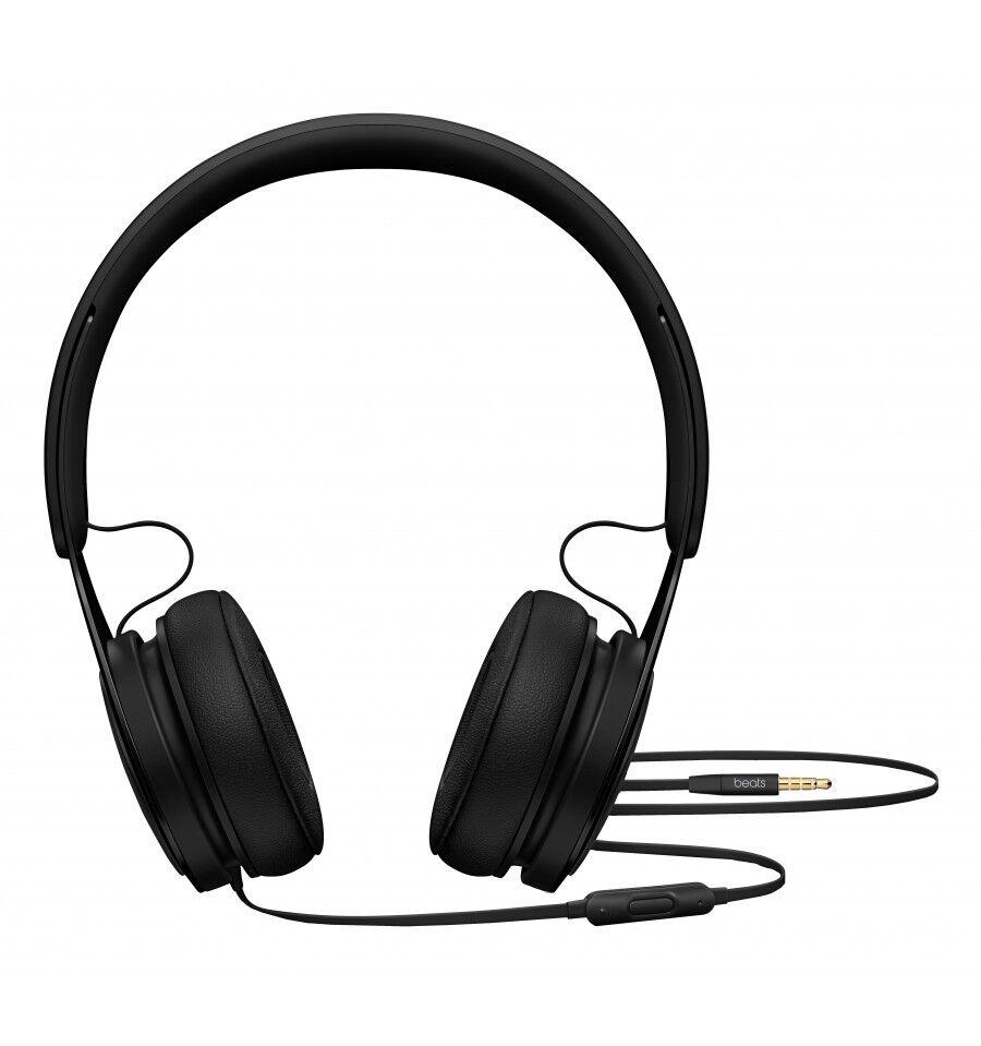Apple Beats by Dr. Dre EP Päälakipanta Kaksikanavainen Langallinen Musta mobiilikuuloke