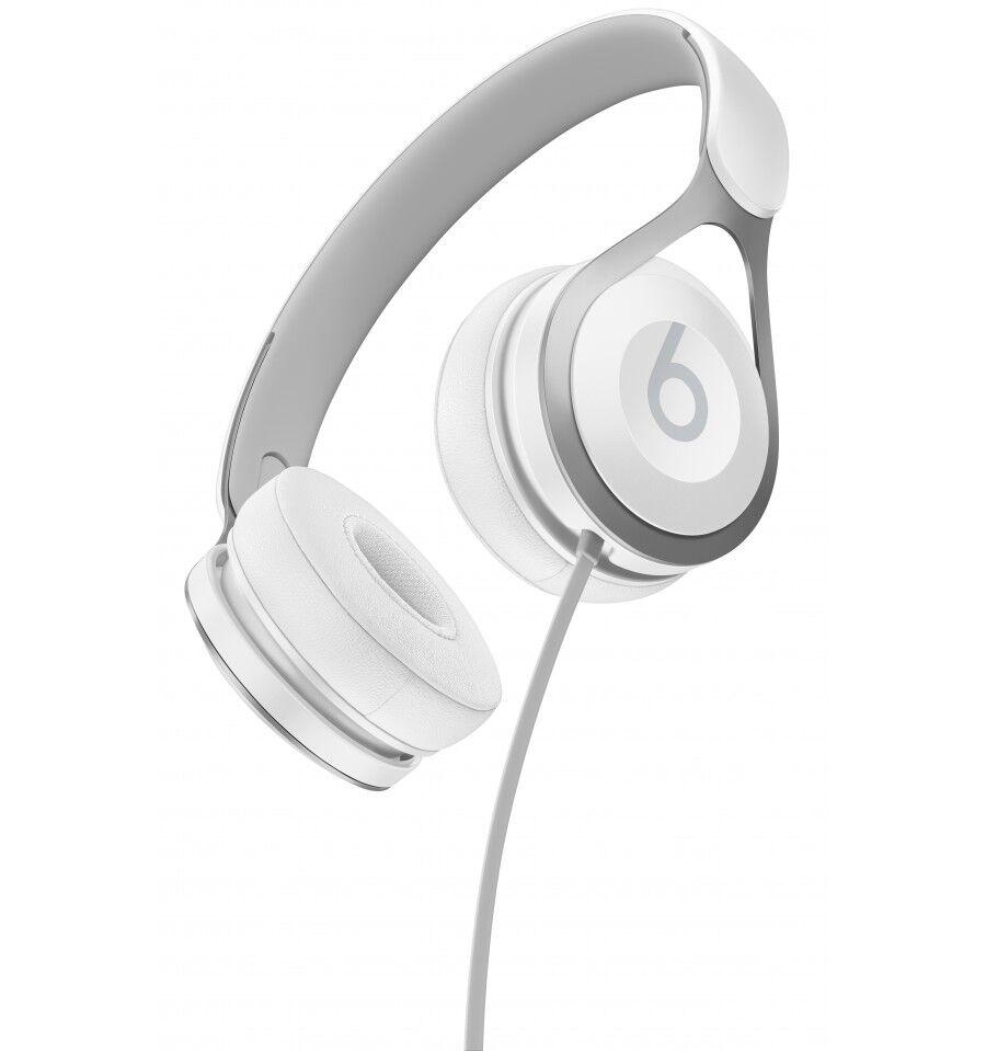 Apple Beats by Dr. Dre EP Päälakipanta Kaksikanavainen Langallinen Valkoinen mobiilikuuloke