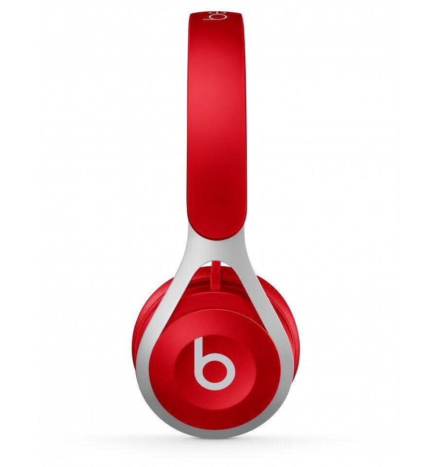 Apple Beats by Dr. Dre EP Päälakipanta Kaksikanavainen Langallinen Punainen mobiilikuuloke