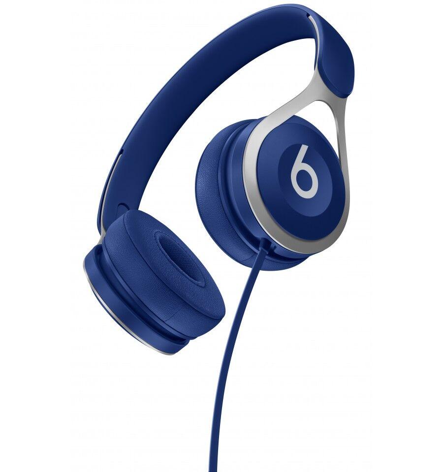 Apple Beats by Dr. Dre EP Päälakipanta Kaksikanavainen Langallinen Sininen mobiilikuuloke