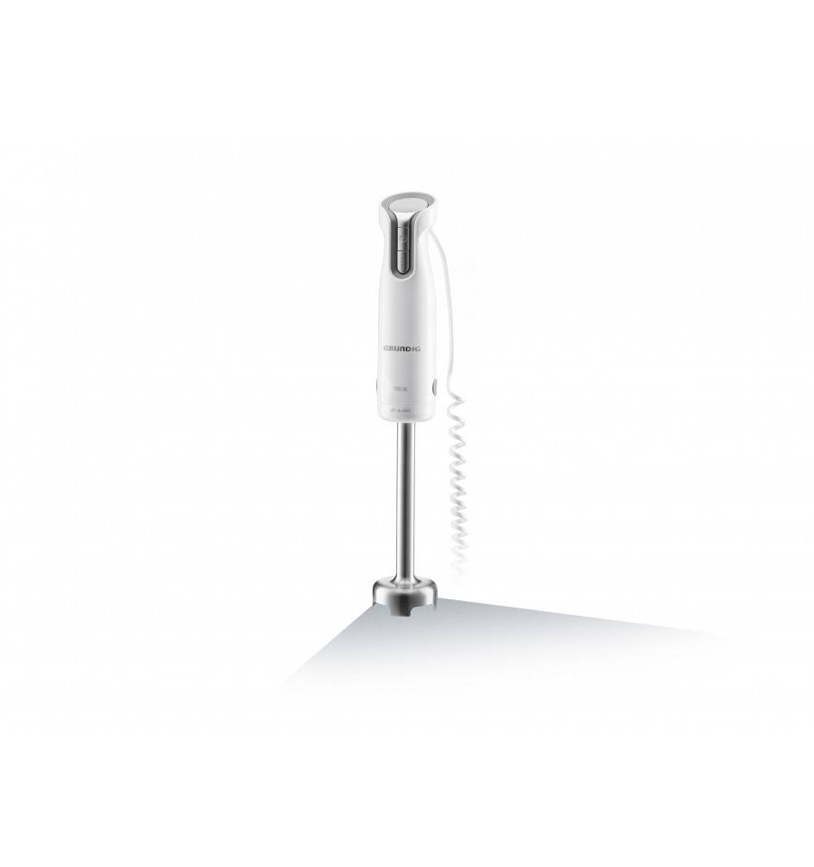 Grundig BL 6280 W tehosekoitin 0,7 L Upotettava sekoitin Valkoinen 700