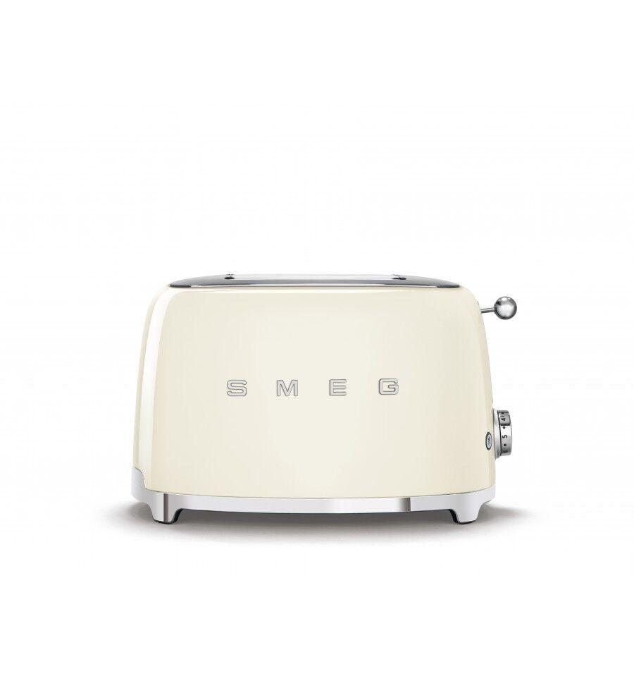 SMEG TSF01CREU leivänpaahdin 2 viipale(i)ta Kerman väri 950 W