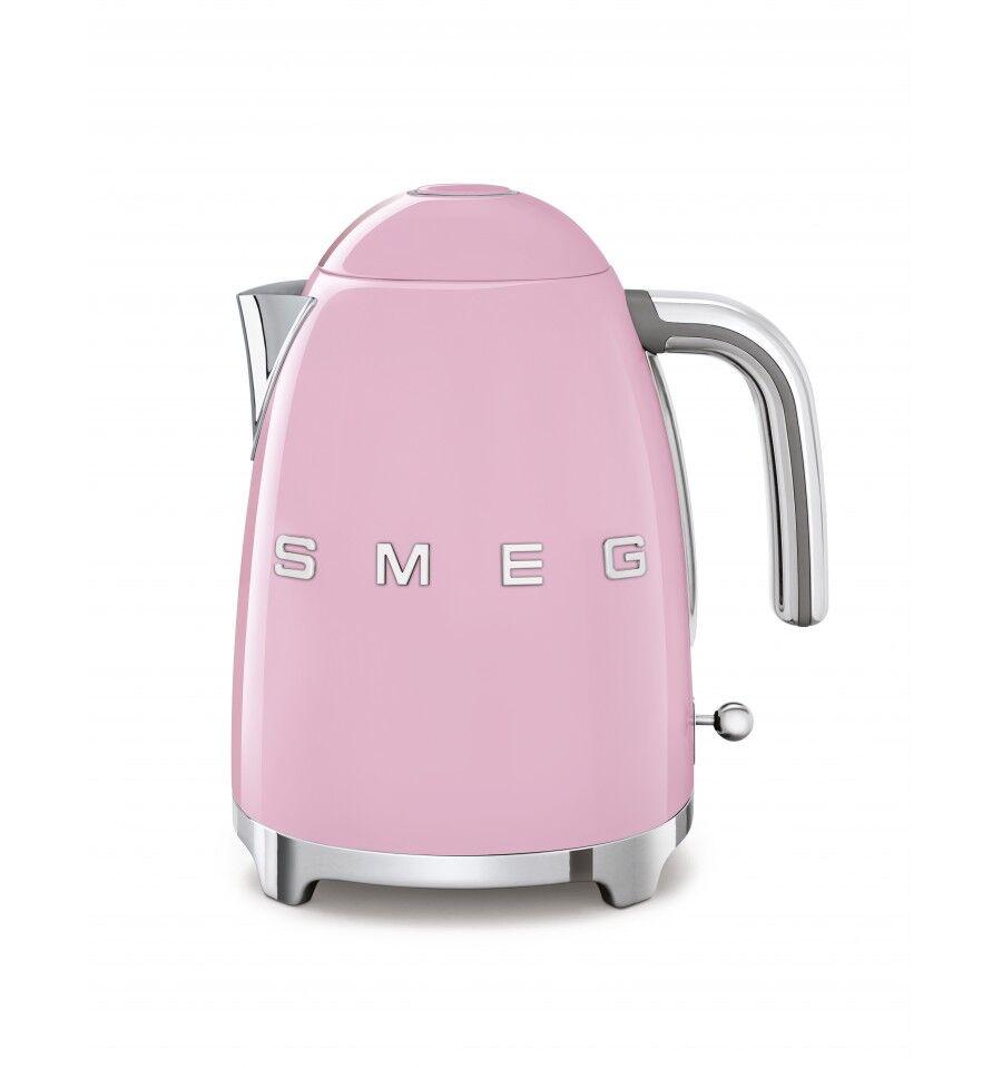 SMEG KLF03PKEU vedenkeitin 1,7 L Vaaleanpunainen 2400 W
