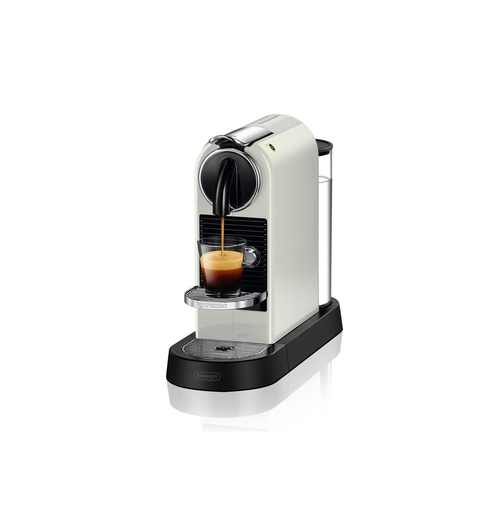 DeLonghi Citiz EN 167.W Kahvikapselikone 1 L Täysautomaattinen