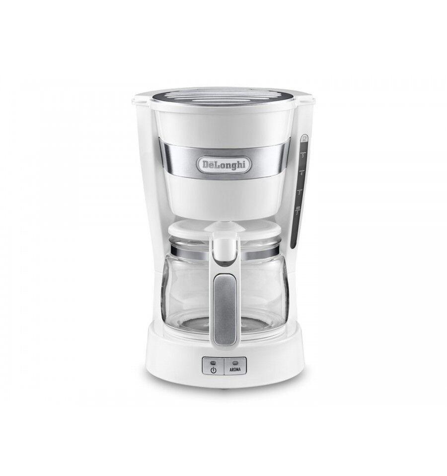 DeLonghi Autentica ICM14011.W kahvinkeitin Suodatinkahvinkeitin 0,65 L Täysautomaattinen