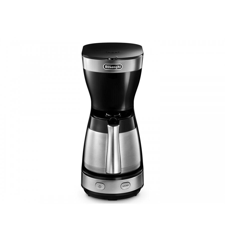 DeLonghi Dedica Style ICM 16710 kahvinkeitin Yhdistelmäkahvinkeitin 1,25 L