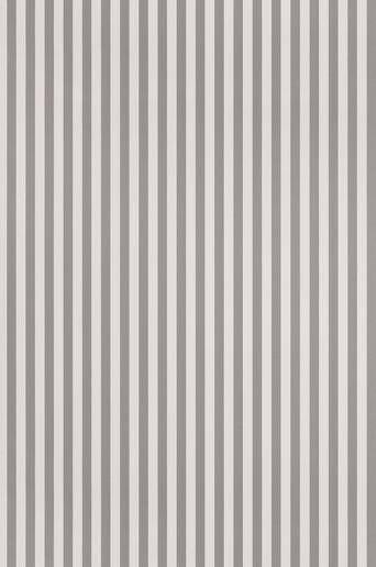 Ferm Living Tapetti Thin Lines  - Valkoinen/harmaa