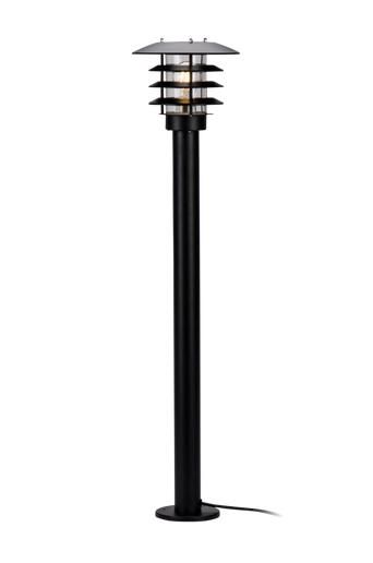 LightsOn Pollarivalaisin Saturnus 90 cm, musta