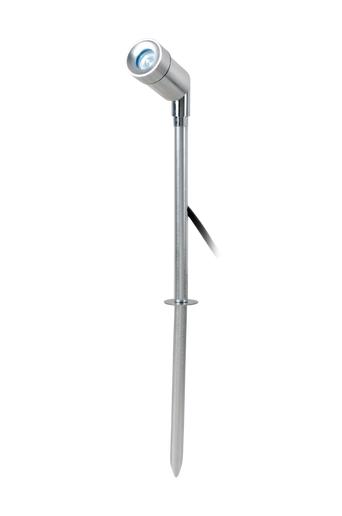 LightsOn Puutarhavalaisin Optica, alumiinia
