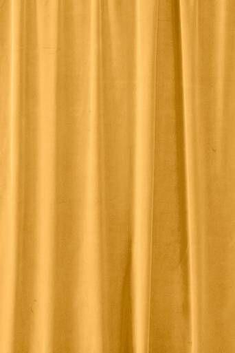 Jotex SAMMIE kangas, 3 metrin valmispala  - Kullankeltainen