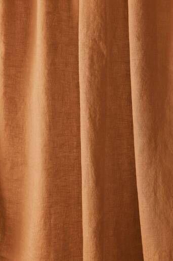 Jotex HEDDA kangas, 3 metrin valmispala  - Okrankeltainen