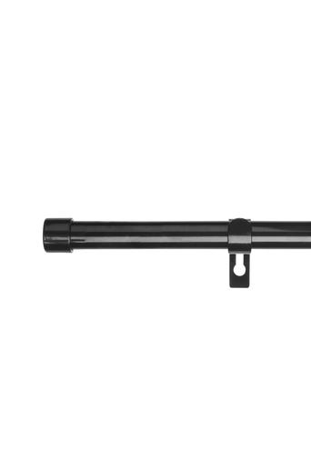 Jotex SCALA verhotanko ø 19 mm  - Musta 70-120 cm