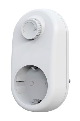 PR Home Mood Plug in dimmer for LED 10 cm  - Valkoinen