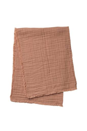 Elodie Details Soft Cotton blanket Faded Rose