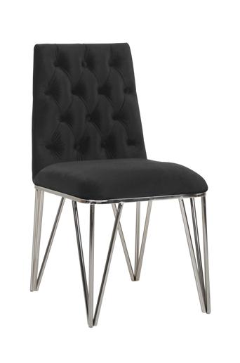 Nordic Furniture Group Ruokapöydän tuoli Marly  - Musta