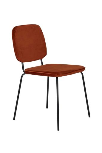 Nordic Furniture Group Ruokapöydän tuolit Noa, 2/pakk.  - Ruoste