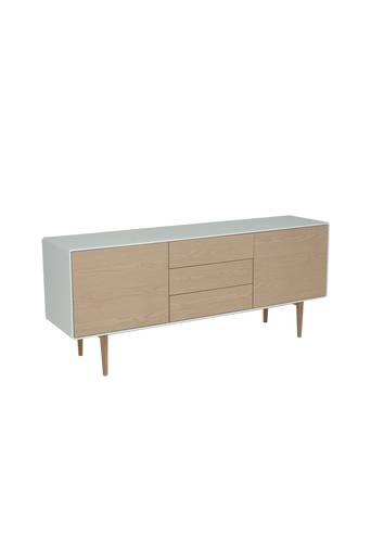 Nordic Furniture Group Senkki Sigge  - Valkopigmentti