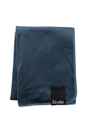 Elodie Details Samettipeitto Juniper Blue