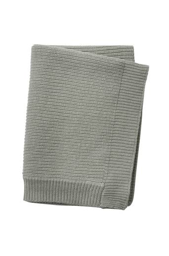 Elodie Details Wool Knitted Blanket Mineral