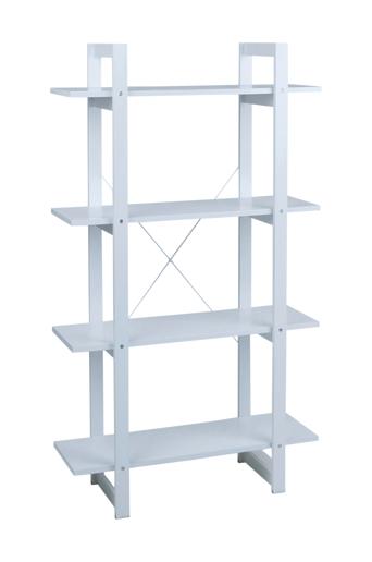 Nordic Furniture Group Hyllykkö Stine  - Valkoinen