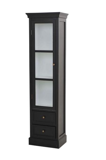 Nordic Furniture Group Vitriini Maria, keskikokoinen  - Black/vit