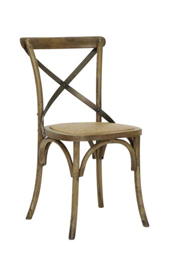 Nordic Furniture Group Ruokapöydän tuoli Venchy, 2/pakk.  - Ruskea